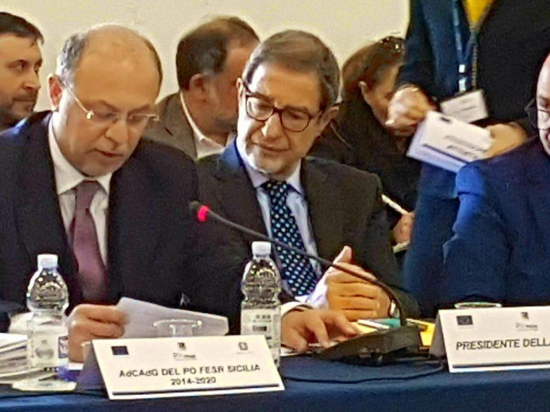 Comitato di sorveglianza Po Fesr Sicilia 2014-2020 - 15 marzo 2018 - Palermo - attivate procedure per oltre 2,5 miliardi di euro