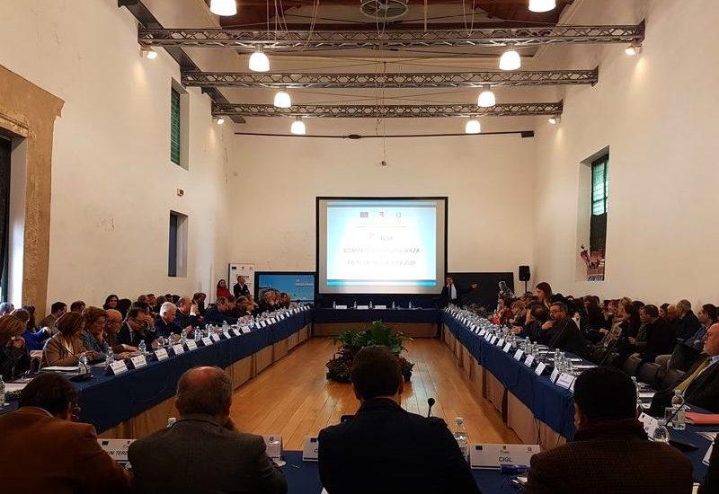 Comitato di sorveglianza Po Fesr Sicilia 2014-2020 - 15 marzo 2018 - Palermo