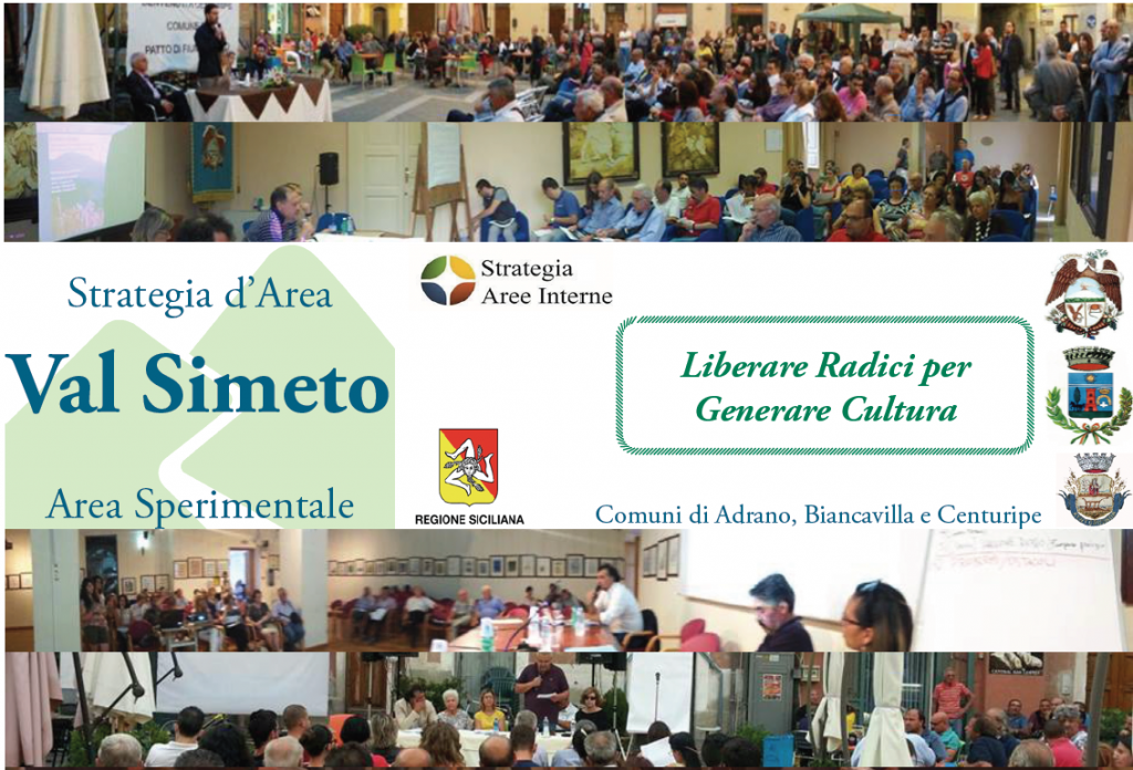 Copertina Strategia Area interna Val Simeto