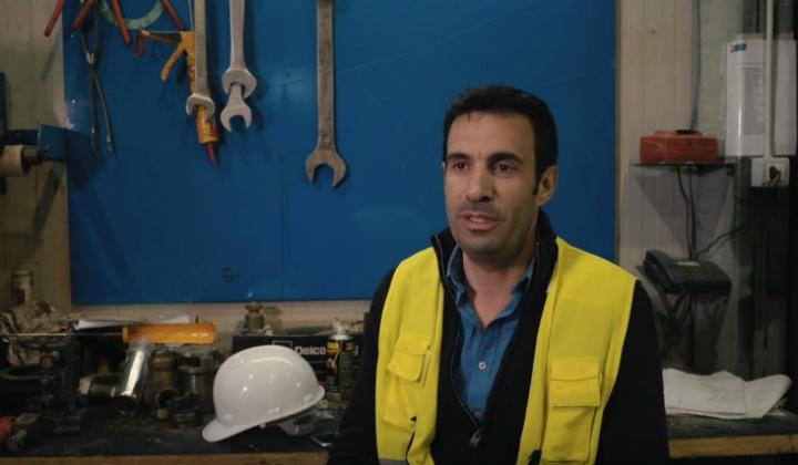 Circumetnea di Catania intervista allo spagnolo responsabile della TBM
