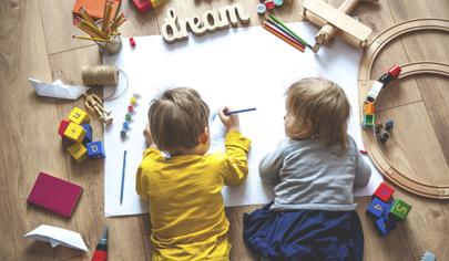 Prima infanzia, aiuti per servizi socio-educativi: ecco le strutture finanziate - 405 px