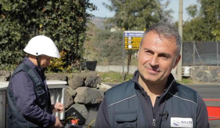 Gli uomini della fibra ottica: ecco come nasce la Banda Ultra Larga in Sicilia - 720 px