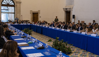 Fondi UE: il Comitato di Sorveglianza visita la Circumetnea. PO FESR Sicilia, obiettivi di spesa 2019 in linea con le previsioni - 420 px