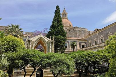 A Catania il Comitato di Sorveglianza del Po Fesr Sicilia 2014-2020 - Monastero_Benedettini_Catania - 720 px