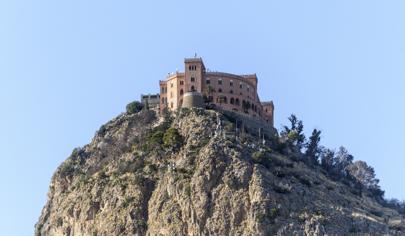 Castello Utveggio Palermo