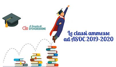 ASOC19-20 scuole ammesse
