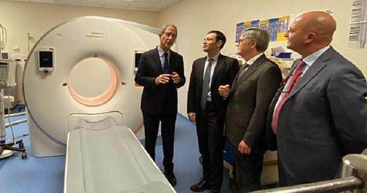 Inaugurato nuovo laboratorio dell'Ismett per la medicina di precisione: attrezzature acquistate con i fondi Ue - presidente e assessori - 720 px