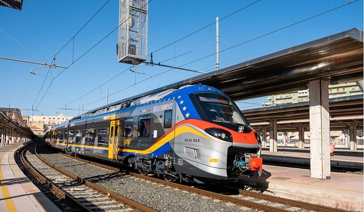 """Nuovi treni Pop """"EuropeLoveSiciliy"""", mercoledì 8 gennaio la presentazione a Catania - 720 px"""