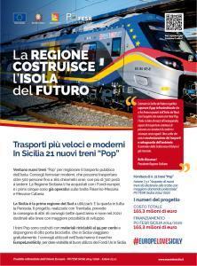 Annuncio_Stampa - Acquisto di 21 treni Pop per il trasporto pubblico regionale - low res