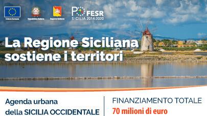 Agenda urbana Sicilia occidentale: dalla Regione 70 milioni di euro per cinque città del Trapanese (capofila Marsala ) - 405 px