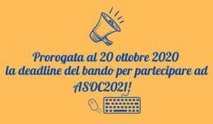 Proroga ASOC 720